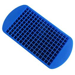 160 Grids Small Tiny Ice Cube Maker Tray Mold Mould for Kitc