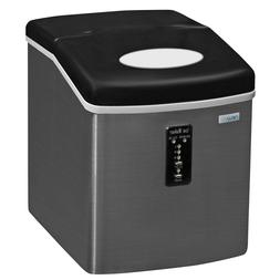 2.1 Lb Portable Counter Top Ice Maker Home Indoor Outdoor Cu
