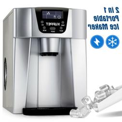 2 in 1 ice maker water cooler
