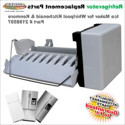 2198597 refrigerator Ice Maker Whirlpool Kitchenaid Kenmore