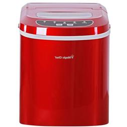 Magic Chef 27-Lb. Capacity Portable Countertop Ice Maker, Re