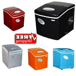 NewAir 28LBS Portable Ice Maker - Assorted Colors - Free Shi
