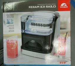 Igloo 33LBS Large Capacity Automatice Clear Ice Maker ICEC3S