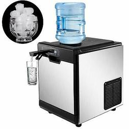Ice Maker Commercial Ice Making Machine With Cool Water Disp
