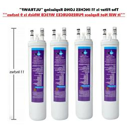 4 Pack For ULTRAWF Puresource Ultra Refrigerator Ice And Wat
