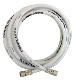 Eastman 41062 Reinforced PVC Icemaker Connector 1/4 Comp x 1