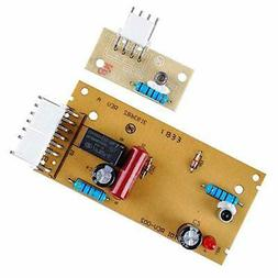 Wadoy 4389102 Refrigerator Ice Maker Control Board Replaceme