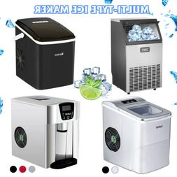 Portable Electric Water Dispenser w/Ice Maker Countertop Ice