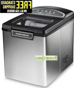86150 countertop ice maker compact and portable