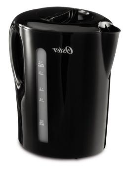 Oster - 1.7l Electric Kettle - Black