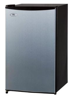 SPT RF-334SS Compact Refrigerator, 3.3 Cubic Feet, Stainless