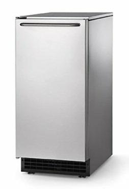 Scotsman CU50PA-1A Undercounter Ice Maker, Gourmet Cube, Air
