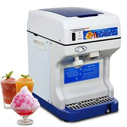 Super Deal PRO Commercial Ice Shaver Snow Cone Maker Ice Sha