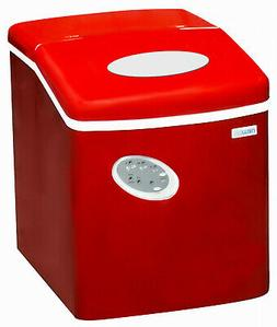 NewAir AI-100R 28 lb. Portable Ice Maker