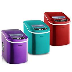 Automatic Portable Ice Maker Small Bar Household Bullet Wate