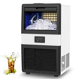 Built-In Commercial Ice Maker Undercounter Freestand Ice Cub