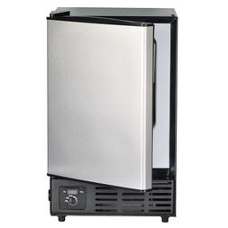 Smad Built-In Commercial Ice Maker Undercounter Freestanding