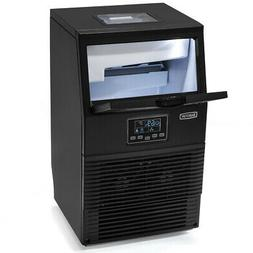 Built-In Portable Stainless Steel Commercial Ice Maker Machi