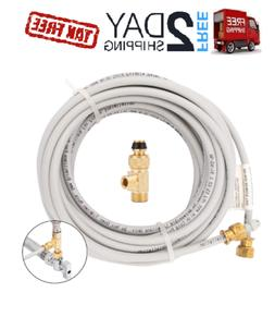 Choice Hose and Tubing 509 5164K PEX Ice Maker Installation