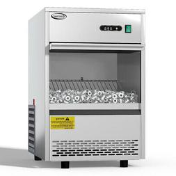 Commercial Automatic Ice Maker Machine 70lbs/24h Stainless S