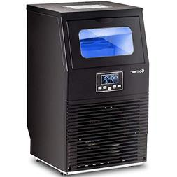 commercial ice maker 88 lbs