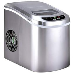 Costway Counter Top Ice Maker Machine Portable Compact Elect