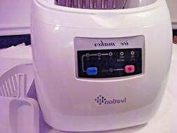 Ivation Counter Top Portable Ice Maker Model IVAICEm 25NC-