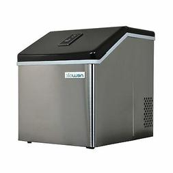Countertop Clear Ice Maker | 40 Lbs | NewAir ClearIce40