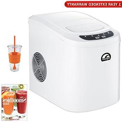Igloo Countertop Ice Maker With 26lb Per 24 Hours Capacity C