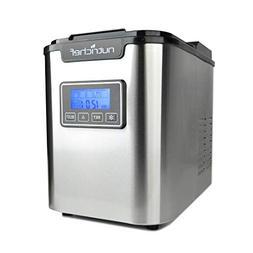 NutriChef Countertop Ice Maker - Portable Ice Cube Machine |