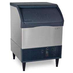 Scotsman CU1526SW-1A Ice-Cube Maker with Water-Cooled Conden