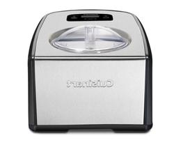 Cuisinart 1.5 Quart Compressor Ice Cream Maker and Gelato Ma