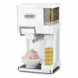 Cuisinart ICE-45 Mix It In Soft Serve 1-1/2-Quart Ice Cream