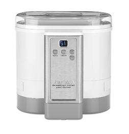 Cuisinart CYM-100 Electronic Yogurt Maker with Automatic Coo