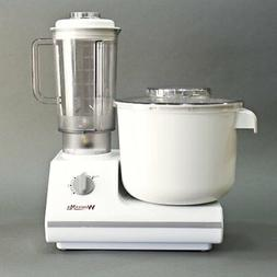 WonderMix Deluxe Stand Mixer by WonderMill | Includes Blende