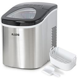 Electric Ice Maker Cube Portable Cube Touch Control 26 lb/ d