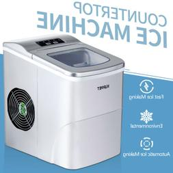 electric portable frigidaire ice maker cube machine