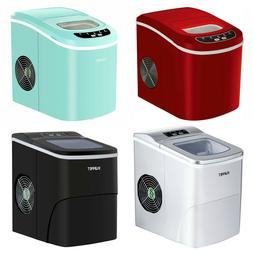 Electric Portable Ice Cube Maker Countertop Ice Cube  Compac