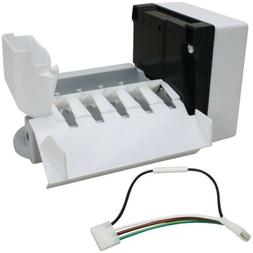 exact replacement parts ice maker for refrigerators