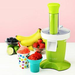 Babycakes FFS-2GR Healthy Frozen Freeze Station Dessert Make