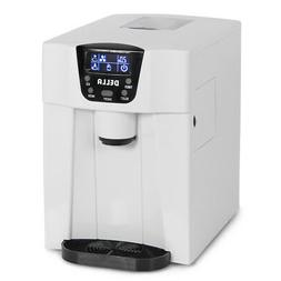 Della 169 Freestanding Water Dispenser With Built In Ice Maker