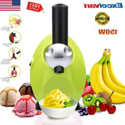 Frozen Fruit Ice Cream Yogurt Dessert Makers Blender Smoothi