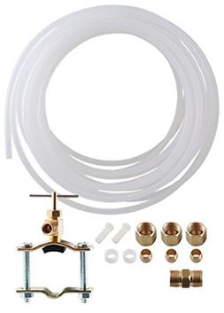 Genuine Refrigerator Ice Maker Water Line Tubing Installatio