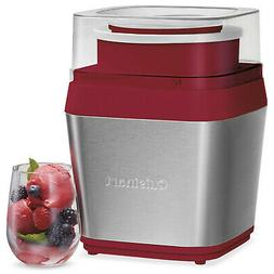 Cuisinart ICE-31R Ice Cream Maker, Red