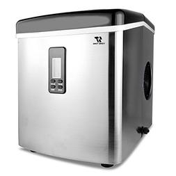 Yongtong Countertop Ice Maker, Automatic Icemaker Machine Pr