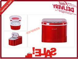 27LB ICE MAKER RED