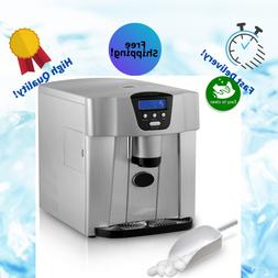 NutriChef Ice Maker and Dispenser - Upgraded Machine Counter