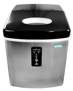 Ice Maker Compact Counter top Portable Sonic Cube Nugget Dis