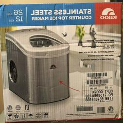 Igloo Ice Maker Compact With Compressor Cooling