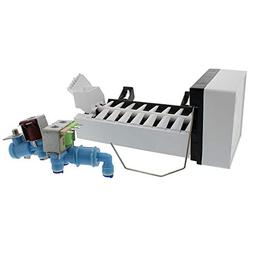 Snap Supply Ice Maker and Water Valve Kit for Frigidaire Par